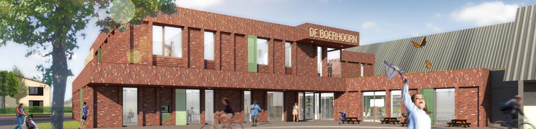 Impressie De Boerhoorn - BDG Architecten